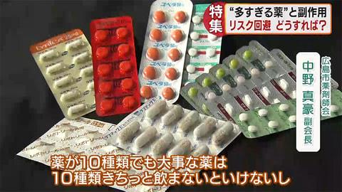【5up!特集】医療費削減 広島市の取り組み 2019年9月10日