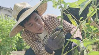 榮アナのSDGsは農業男子